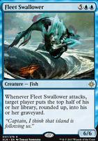Ixalan: Fleet Swallower