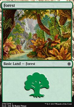 Ixalan: Forest (278 C)
