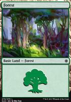 Ixalan: Forest (279 D)