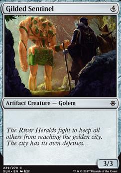 Ixalan: Gilded Sentinel