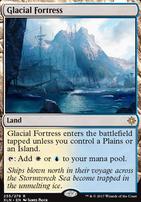 Ixalan Foil: Glacial Fortress