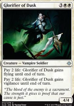 Ixalan: Glorifier of Dusk
