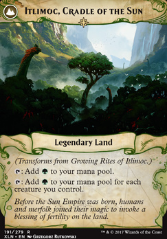Ixalan: Growing Rites of Itlimoc