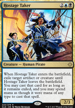 Ixalan: Hostage Taker