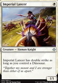 Ixalan: Imperial Lancer