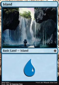 Ixalan: Island (264 A)