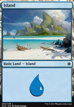 Ixalan: Island (265 B)