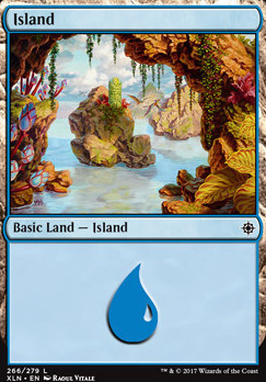 Ixalan: Island (266 C)