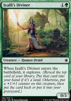 Ixalan: Ixalli's Diviner