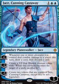 Ixalan: Jace, Cunning Castaway
