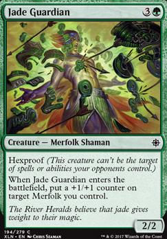 Ixalan: Jade Guardian