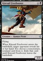 Ixalan Foil: Kitesail Freebooter