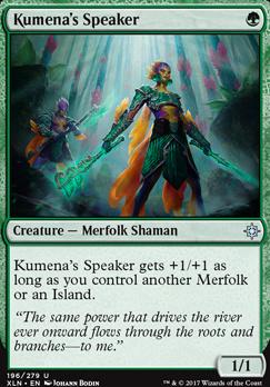 Ixalan: Kumena's Speaker