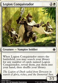 Ixalan: Legion Conquistador