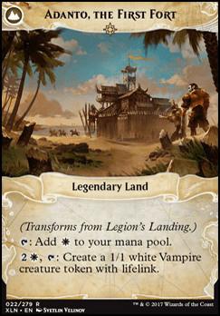 Ixalan: Legion's Landing