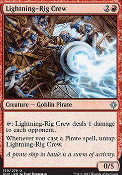 Ixalan: Lightning-Rig Crew