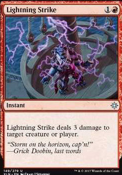 Ixalan: Lightning Strike
