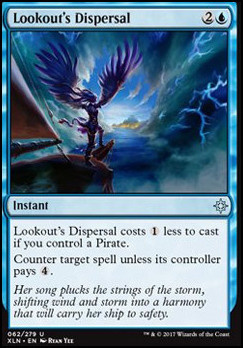 Ixalan: Lookout's Dispersal