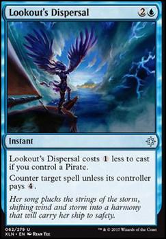 Ixalan: Lookout's Dispersal