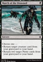 Ixalan: March of the Drowned