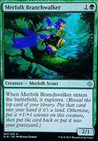 Ixalan: Merfolk Branchwalker