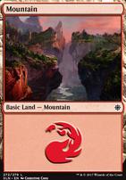 Ixalan: Mountain (272 A)