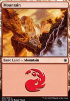 Ixalan: Mountain (274 C)