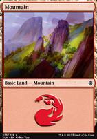 Ixalan: Mountain (275 D)