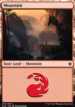 Ixalan: Mountain (273 B)