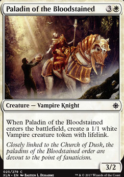 Ixalan: Paladin of the Bloodstained