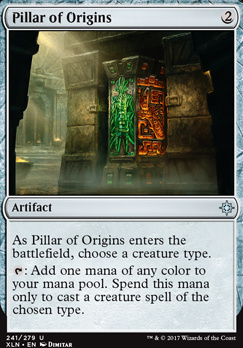Ixalan Foil: Pillar of Origins