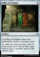 Ixalan Foil: Pillar of Origins