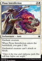Ixalan: Pious Interdiction