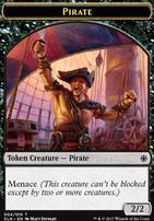 Ixalan: Pirate Token