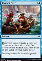 Ixalan Foil: Pirate's Prize