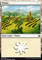 Ixalan: Plains (262 C)