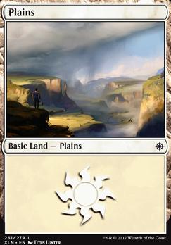 Ixalan Foil: Plains (261 B)