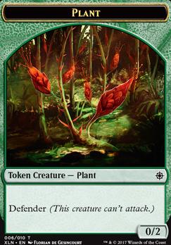 Ixalan: Plant Token