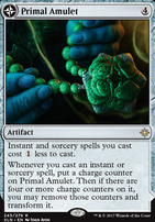 Ixalan Foil: Primal Amulet
