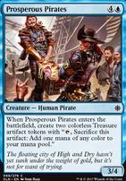 Ixalan Foil: Prosperous Pirates