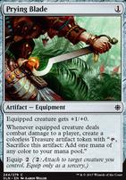 Ixalan Foil: Prying Blade