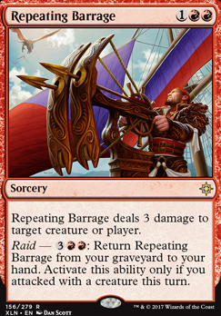 Ixalan: Repeating Barrage