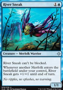 Ixalan: River Sneak