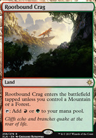 Ixalan: Rootbound Crag