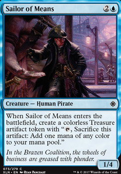 Ixalan: Sailor of Means