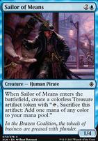 Ixalan: Sailor of Means