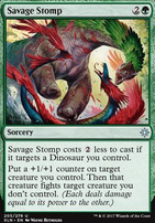 Ixalan: Savage Stomp
