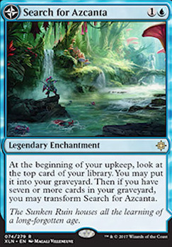 Ixalan Foil: Search for Azcanta