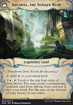 Ixalan: Search for Azcanta