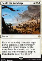 Ixalan: Settle the Wreckage